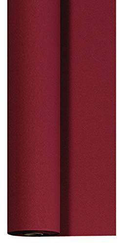 Duni Dunicel® Tischdecke Bordeaux, 1,18m x 10m, 185528 Tischdeckenrolle