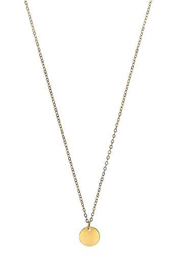 CHRIST Gold Damen-Kette 375er Gelbgold One Size 87488888