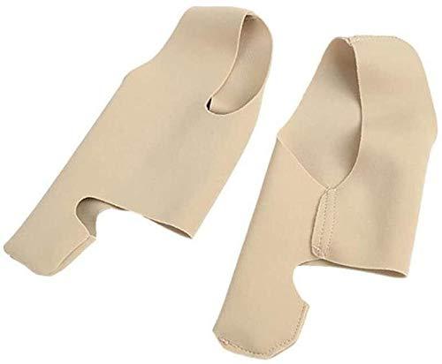 SYZHIWUJIA For alisadores del Dedo del pie, Dedo del pie de los Calcetines Cinco Dedos Dedos de compresión for Calcetines de la Salud for los Frenos Brace Protector Separador de Punta