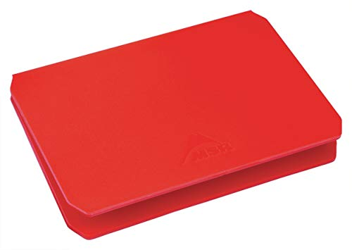MSR Alpine Deluxe Cutting Board Red, One Size