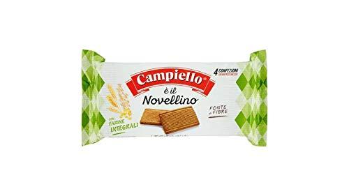 3x Campiello Novellino Integrali Vollkorn Kekse 350g Kuchen Butterkeks