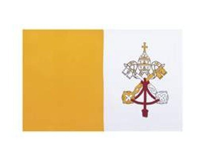 Flagge Fahne Vatikan 90x150cm