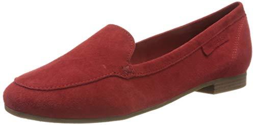 bugatti Damen 411912603400 Slipper, Rot (Red 3000), 38 EU
