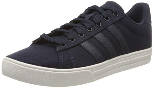 adidas Daily 2.0, Zapatillas Hombre, Legend Ink/Legend Ink/Core Black, 43 1/3 EU