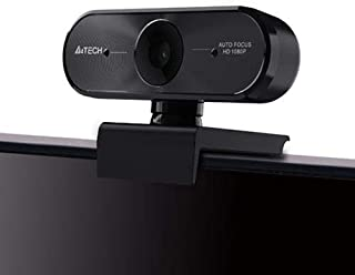 A4tech PK-940HA Auofocus Full HD 1080p/30fbs (1920 x 1080 ) Webcam - Built-in Microphone - 75 Wide Angle