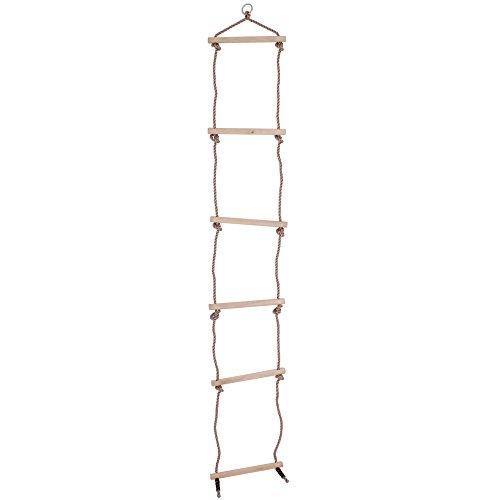 Bigjigs Toys Escalera de Cuerdas