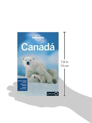 Canadá 3 (Guías de País Lonely Planet) [Idioma Inglés]