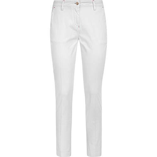 Kappa GINGER spodnie damskie biały biały 48