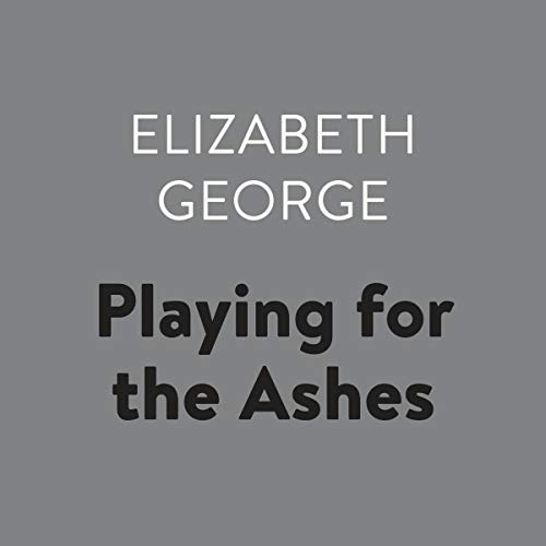 Playing for the Ashes audiobook cover art