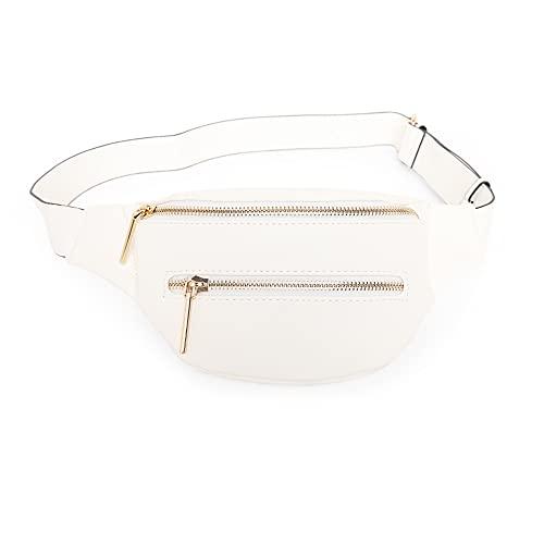 ALDO Damen MONIQUA Handtasche, weiß, 25