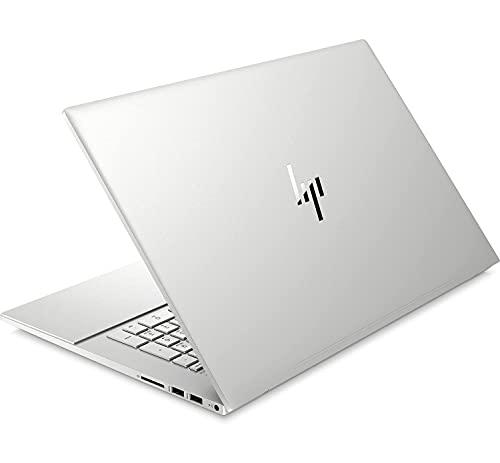 Portátil HP Envy 17-cg1000ns, i7-1165G7 (2.8GHz), Nvidia GeForce MX450 2GB, 17.3' FHD LED, 16GB RAM (2x8GB), SSD 1TB PCIe NVME, WiFi, Bluetooth, Webcam, Windows 10 H (Reacondicionado)