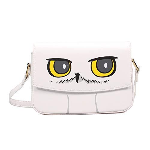 Harry Potter Z888185 Tasche Hedwig, Weiß, 20 Centimeters