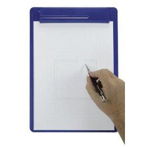 Ecobra - Set per disegno a mano libera, formato A4, colore: Nero