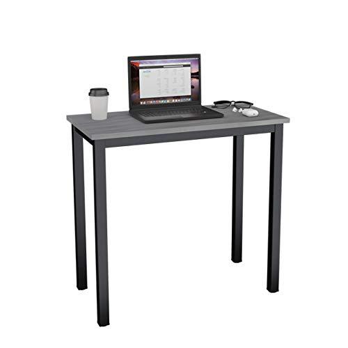 Need Computertisch Kleiner Schreibtisch 80x40 cm PC Tisch Bürotisch Arbeitstisch Esstisch für Home...