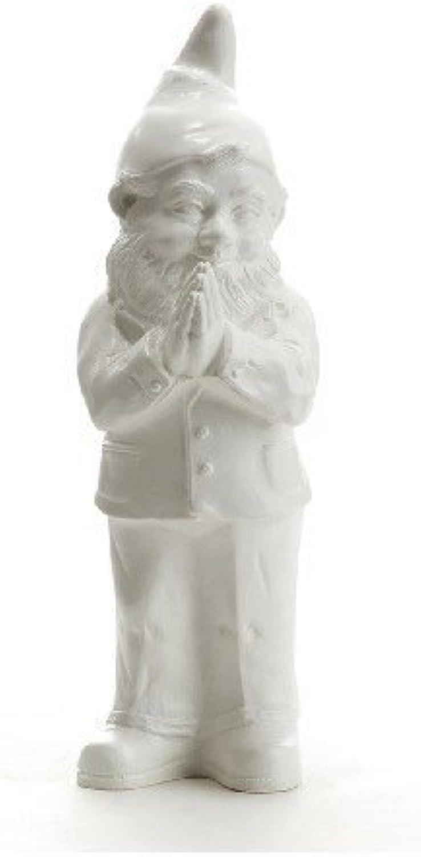 Ottmar Horl Der Zwerg Beni betendes, betendes, betendes, weiß, des Künstlers Editions mehrere 2012 – Maße  H. 40,5 x p.17 cm x L.19 cm – Material  Polychlorid (Vinyl B01FSSBOPS | Genial Und Praktisch  2d1ed4