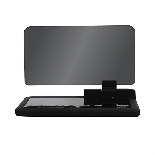 Akozon Pantalla H6 Coche Coche HUD Head Up Display Proyector Navegación por teléfono Soporte de pantalla móvil GPS Head Up