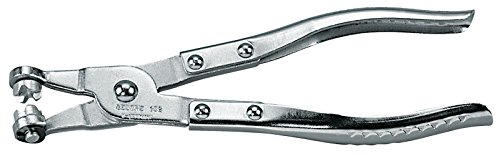GEDORE Pince pour colliers de flexible autoserrants, Pince pour colliers de serrage, Voiture/Industrie, 132