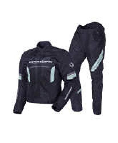 Motorjassen Voor Mannen Multi Functionele Reflecterende Waterdichte Motorfiets Suits Afneembare Beschermende Uitrusting