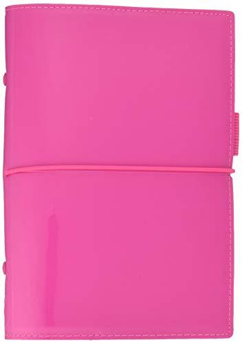 Filofax 022481 Personal Domino Patent hot, pink (2019)