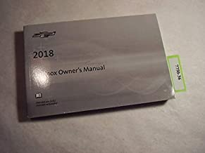 2018 Chevrolet Equinox Owners Manual