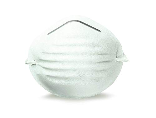 Honeywell Retail Nuisance Disposable Dust Mask, Box of 50 (RWS-54001)- 2 Pack