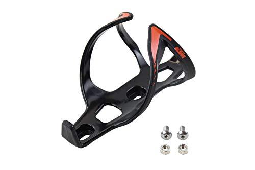 KTM Bike Fahrrad Flaschenhalter - Wing II, Farbe:Schwarz/Orange