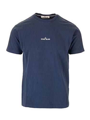 Stone Island Fashion Mens 72152NS84V0028 Blauw T-shirt | Lente-Zomer 20