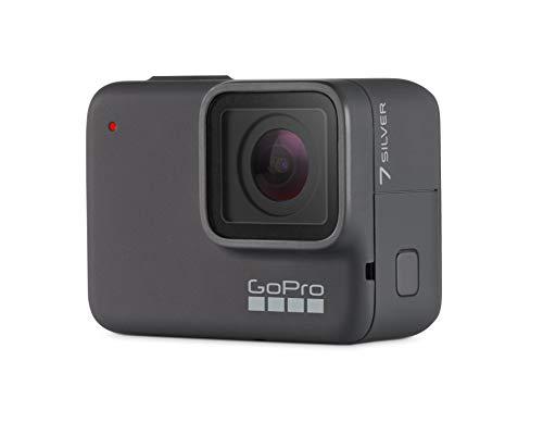 GoPro HERO7 Argent Silver CHDHC-601  - Action Camera Numérique Étanche Écran Tactile 4K Video HD 10MP Photos - 2