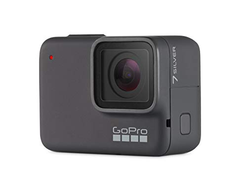 GoPro HERO7 Argent Silver CHDHC-601  - Action Camera Numérique Étanche Écran Tactile 4K Video HD 10MP Photos - 4