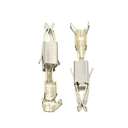 Terminal de cable de prensado automático de 50 piezas de 3,5 mm 964296-1 964286-1 para terminales de conector Boschs cheaper1 50 pcs of female