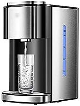 HIZLJJ Elektrische warmwaterpot Hot waterdispenser waterkoker thee machine veiligheidsslot, instant verwarming voor koffie...