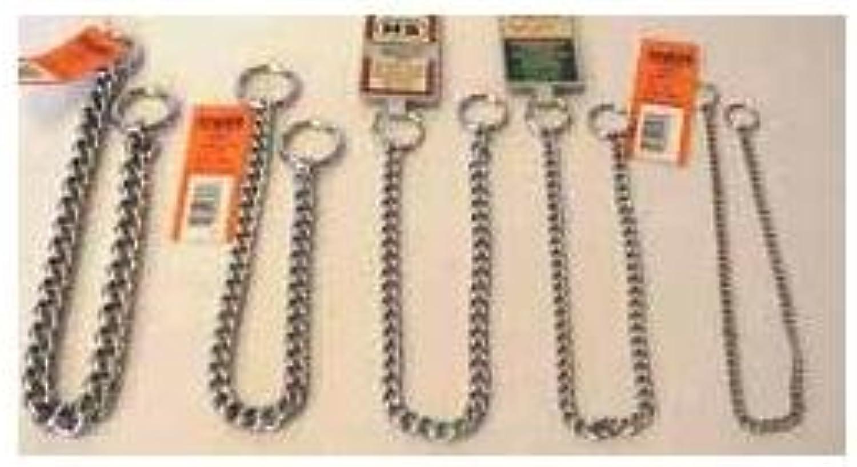 Dean & Tyler Present Herm Sprenger Choke Collar  66cm Length By 3mm Width  Lifetime Warranty  All Sizes Available (46cm, 51cm, 56cm, 61cm, 66cm, 71cm, 76cm)