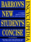 Barron's New Student's Concise Encyclopedia