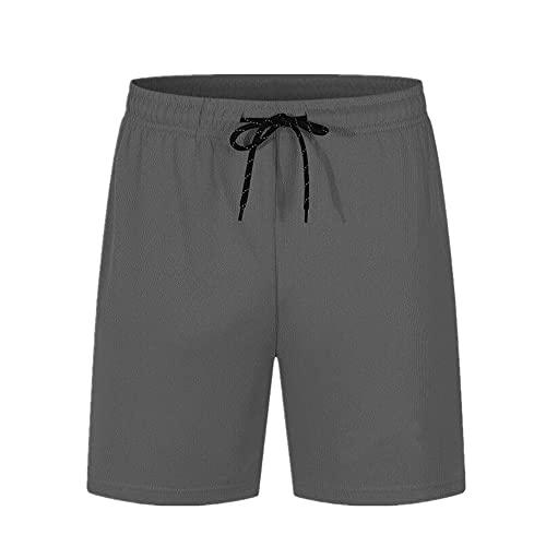 Menores de Verano Deportes Corriendo Pantalones Cortos de Carreras Pantalones