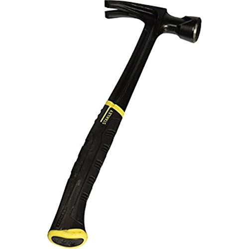 Stanley 51-167 22-Ounce FatMax Xtreme AntiVibe Rip Claw Framing Hammer