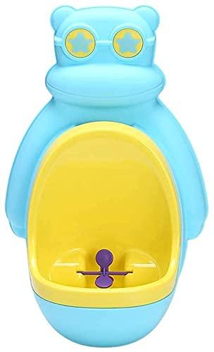 735/5000 翻译结果 Inodoros portátiles para Acampar Inodoro for niños pequeño Inodoro for niños out WATIVO portátil WATION WACK con Material DE PROTECCIÓN del Ambiente PULNO for Baja (Color: Azul) para c