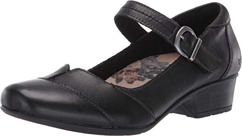 Taos Footwear Women's Balance Black Mary Jane 7 W US