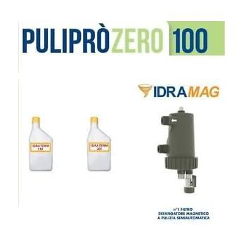 """PULIPRO ZERO COMPACT FILTRO DEFANGATORE MAGNETICO 3//4/"""" IDRATERM 110 E 300"""