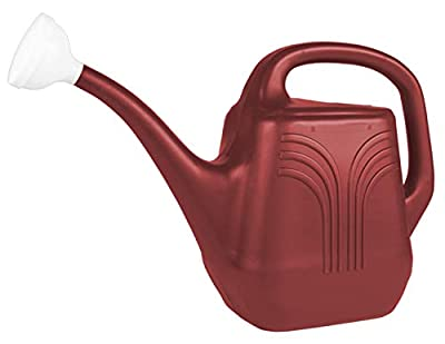 Bloem JW82-13 Watering Can Classic 2 Gallon Burnt Red
