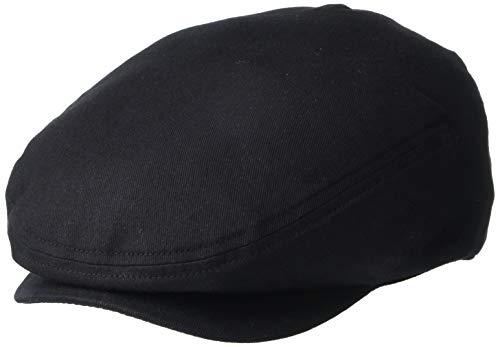 Brixton Unisex-Adult Hooligan LW SNAP Baseball Cap, Black, M