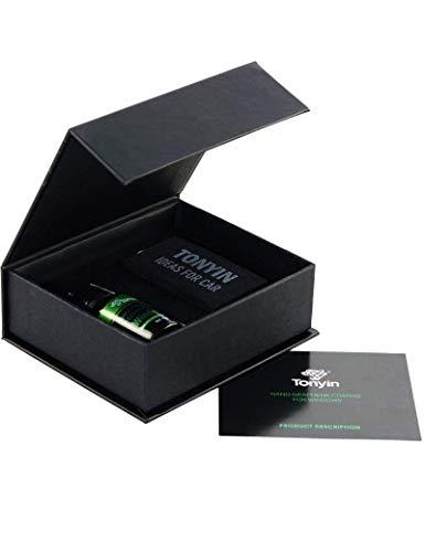 Premium Nano Grafeno Glasversiegelung – Tonyin – Cristal Nano Grafeno Ultra sellado 15 ml