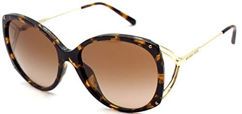 Michael Kors Damen 0MK2099U Sonnenbrille, Dark Torf-Dyeing Technique (333313), 59
