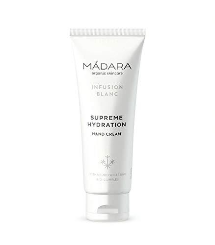 Crème mains Infusion Blanc Hydratation SUPREME - 75ml - MADARA