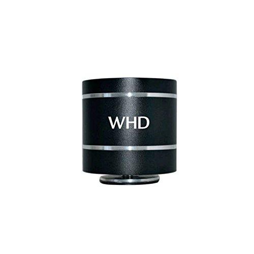 WHD SoundWaver Bluetooth Lautsprecher (4 Watt, 3,5mm Klinke, mini-USB) schwarz
