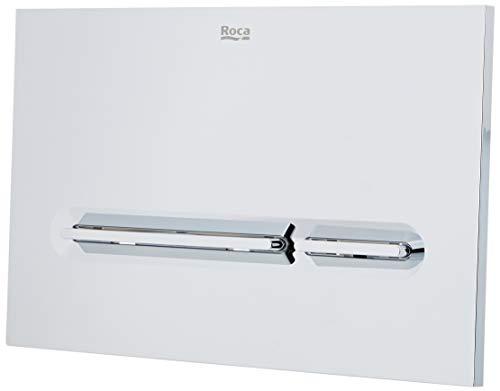 Roca In-Wall A890099001 - Placa accionamiento PL5 Dual cromo