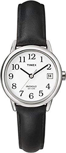 Timex Damen Quarz mit Leder Armband T2H331