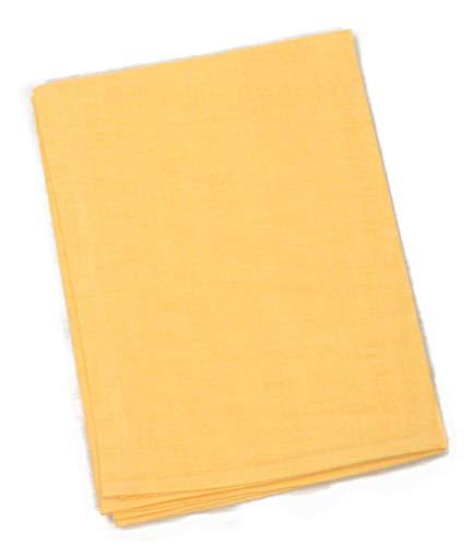 Fabric + ガーゼ湯上りバスタオル あんず色 《 MADE IN JAPAN 安心・安全の日本製です!!・両面ガーゼ 湯上りガーゼ》 【 メール便でお届けです。 】 (あんず色)