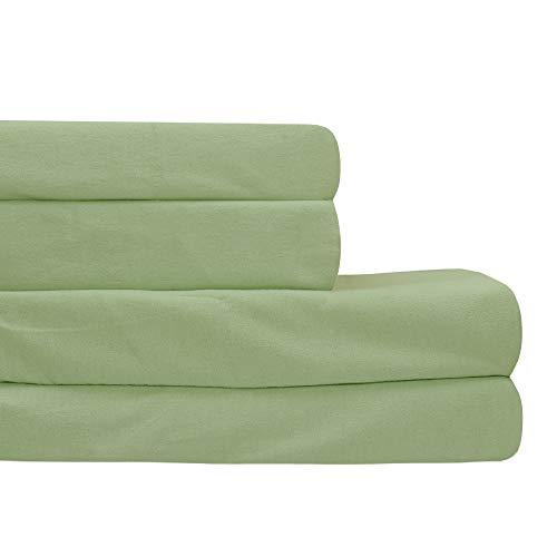 AURAA Comfort 100% Cotton 160 GSM Velvet Flannel