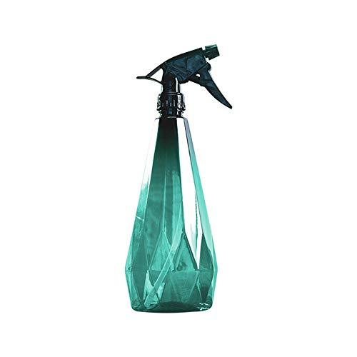 PN-Braes 3 pièces Vaporisateur Clair Fine Mist Vaporisateur for l'eau, 1000 ML Pet Vaporisateur (28.5x11cm) (Color : Green, Size : 1000ml)