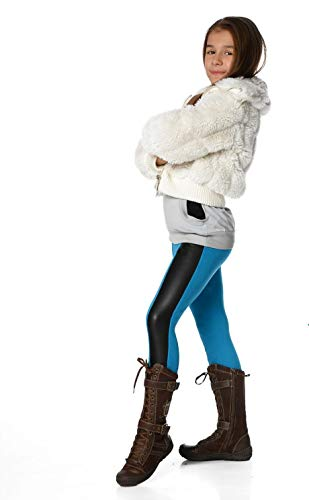 AE Thermo-leggings voor kinderen en meisjes, leggings van jersey.